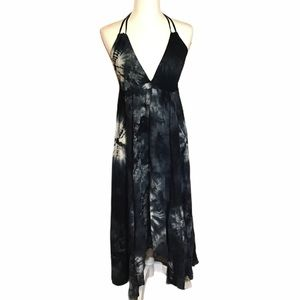 Anthropologie Lovestitch tie dye dress
